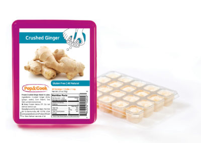 Crushed Ginger Tray